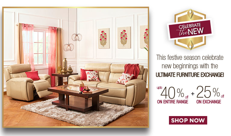 Online Furniture Shopping, Buy Decor Items in India