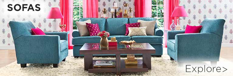 Furniture Online - Buy Wooden Furniture for Home in India