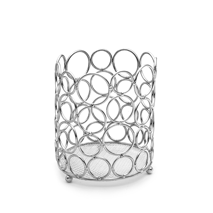Living Essence Stainless steel Chromeware in Silver Colour by Living Essence