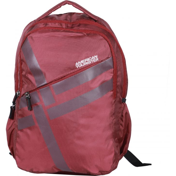 American Tourister Hector Plus 01 Backpack (Red)