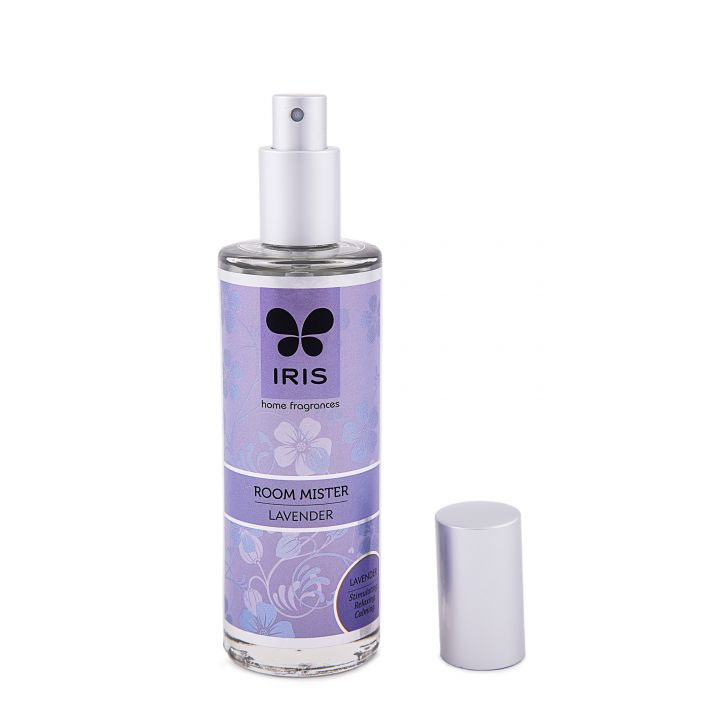 Iris Room Mister Stimulating, Relaxing, Calming Oil Scented Oil in Lavender Colour by HomeTown