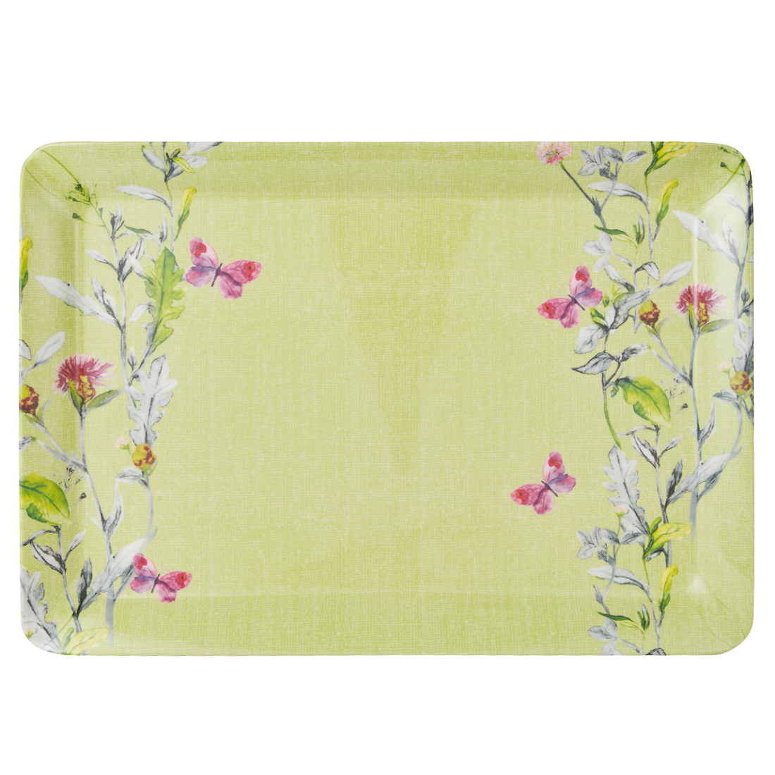 Aster Stylo Large Tray Trays in Multicolour Colour by Living Essence