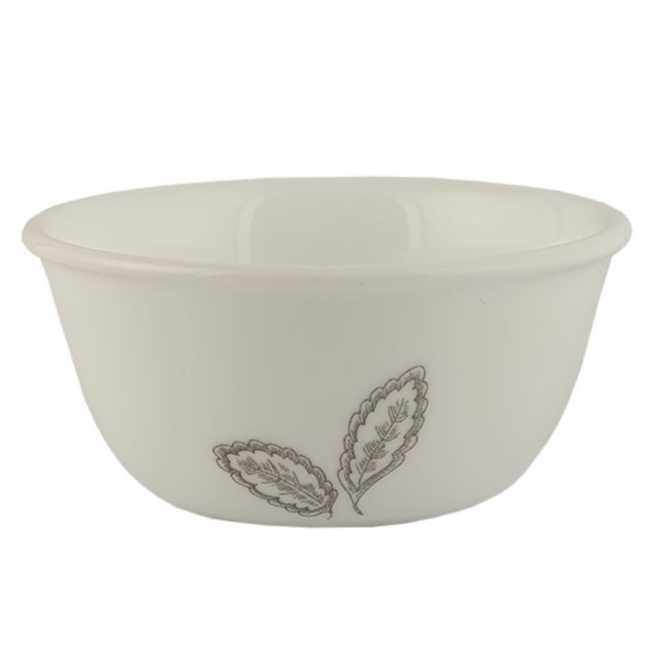 Core Katori Remini 406-Rms-Lp Glass Katori in White Colour by Corelle