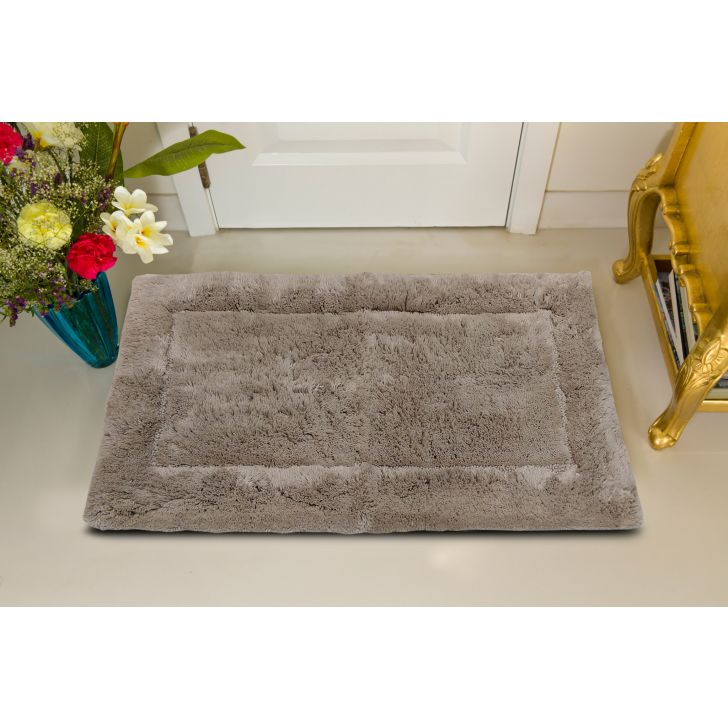 Spaces Hygro Beige Small Bath Mat