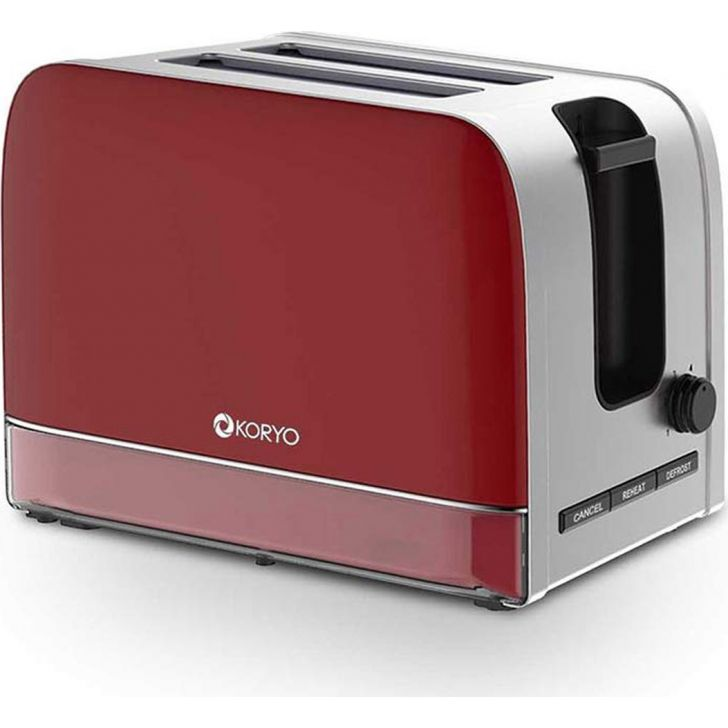 Pop-Up Toaster - Red by Koryo