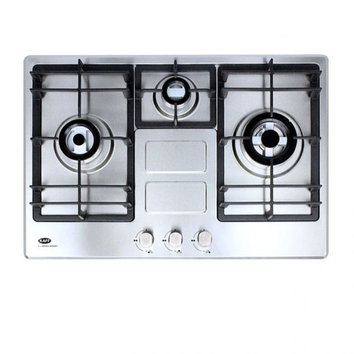 Kaff Built-In Hob KSN BR 375 -75Cm 3 Burner