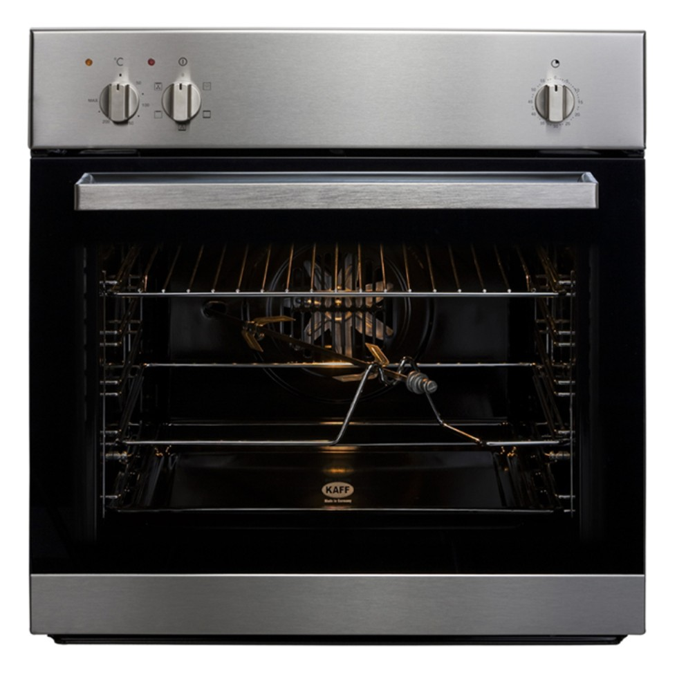 Kaff Stainless steel K/Ov 60Em-Built-In-Oven by Kaff