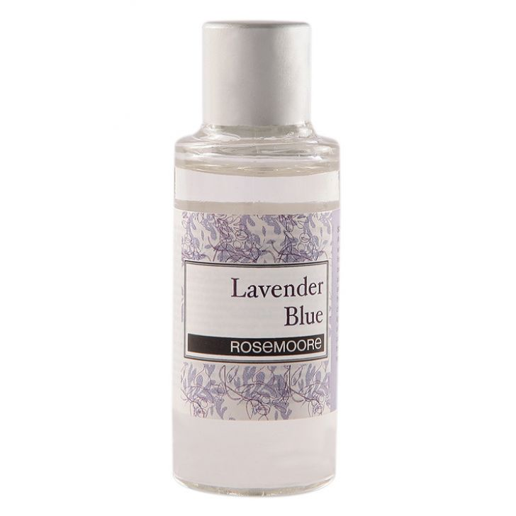 Rosemoore Scented Home Fragrance Oil Lavender Blue Lavender Blue Home Fragrances in Lavender Colour by Rosemoore