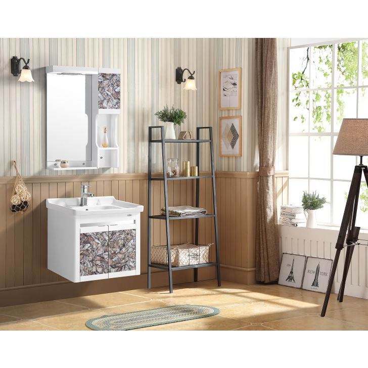 Cosmos Bath Vanity in White Colour by HomeTown