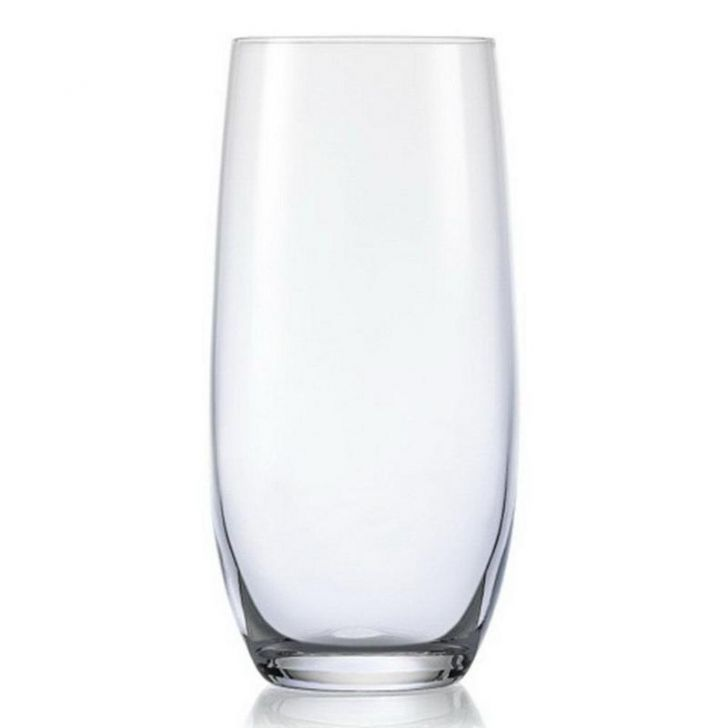 Bohemia Crystal Club Hi ball Glass (350 ml)set of 6 pcs