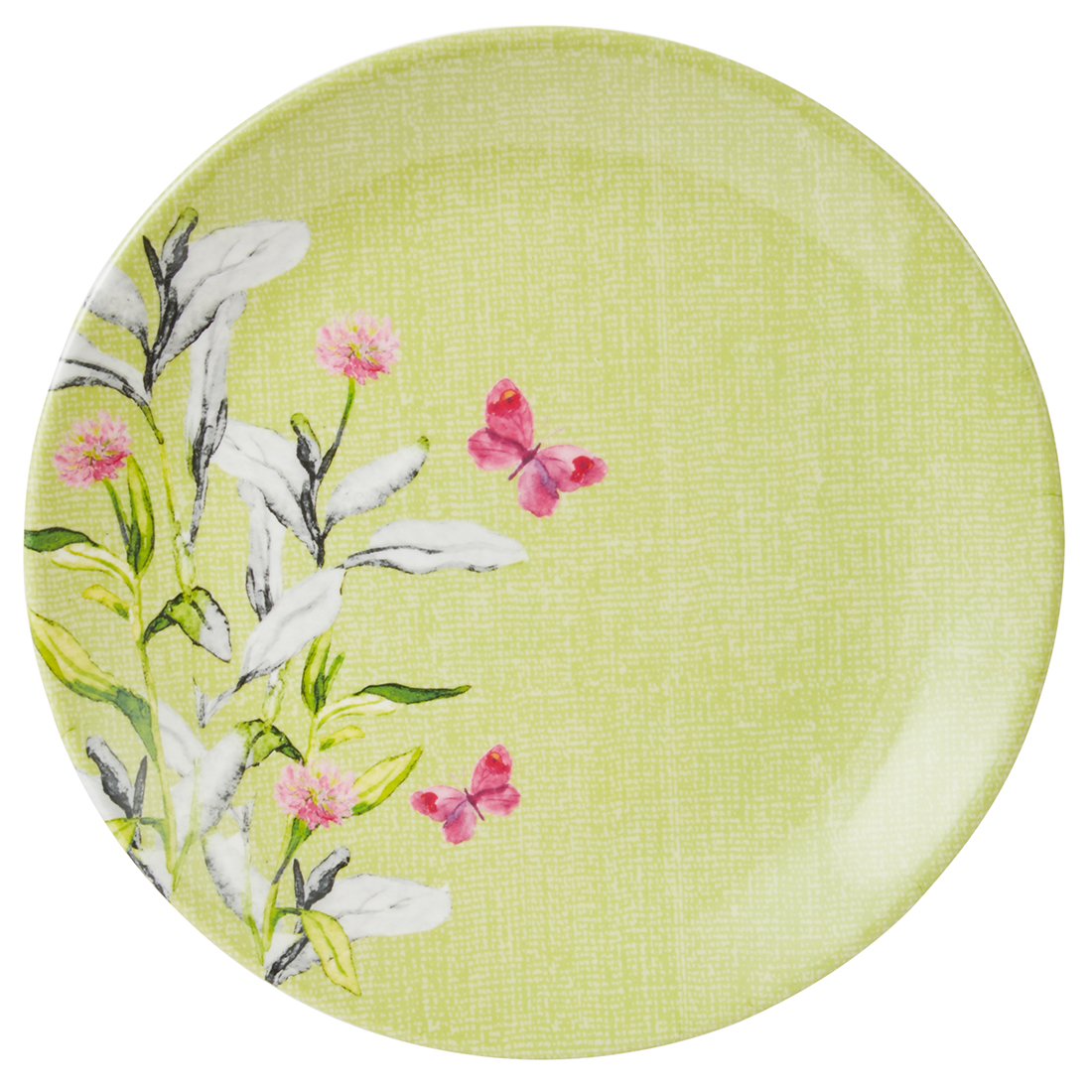 Aster Quater Plate Plates in Multicolour Colour by Living Essence