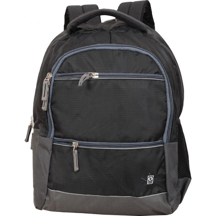 Milestone Galaxy Laptop Backpack (Black)