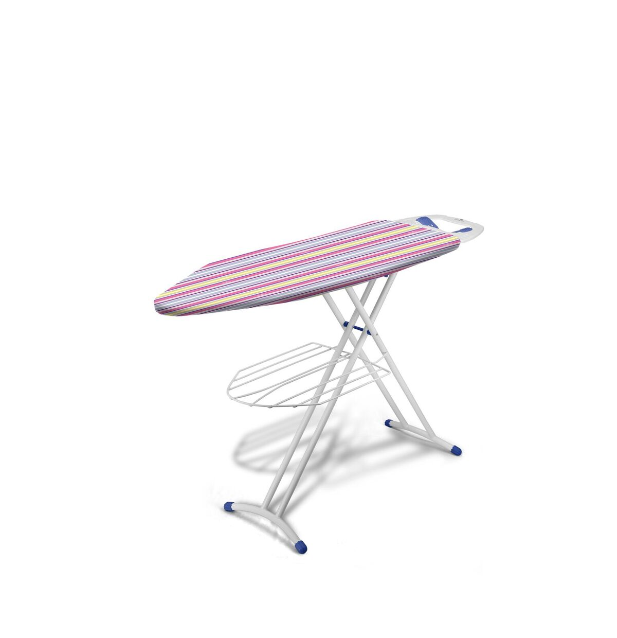 Pride Ironing Board Powder Coated Steel Ironing Boards in Multicolor Colour by Bonita