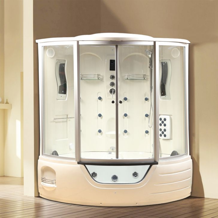 Prestige Multifunction with steam & Jacuzzi