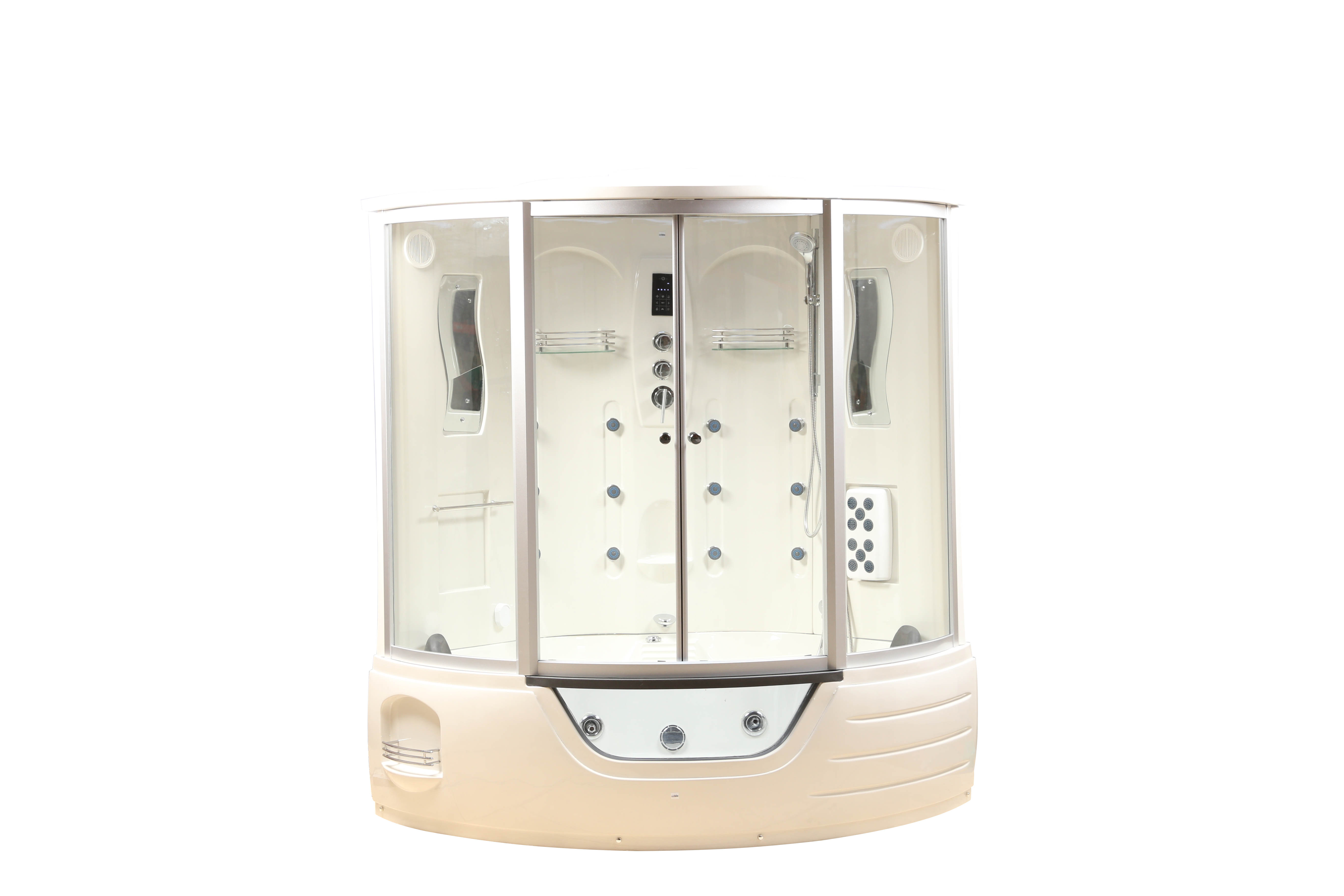 Prestige Shower Multifunctions in White Colour by HomeTown