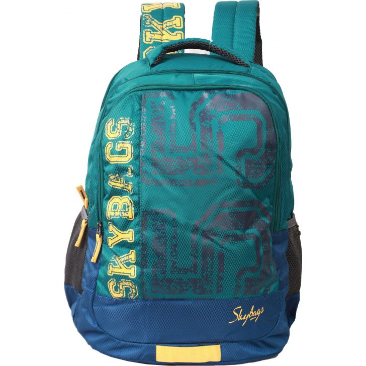 Skybagss New Neon 07 Backpack (Green)