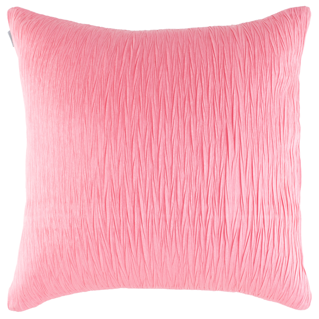 Blossom Polyester Cushion Covers in Pink Colour by Living Essence