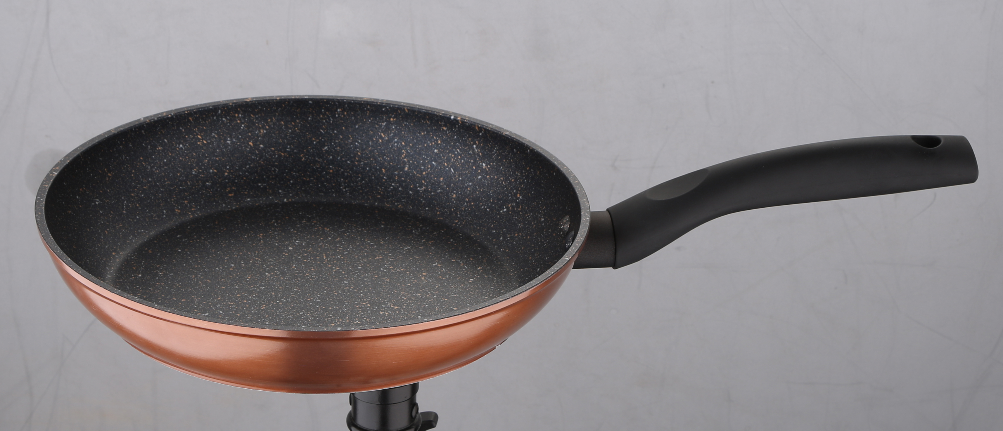 Natura Cookware in Copper and black Colour by Living Essence