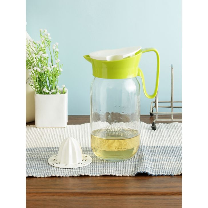 Kitchen Aid Glass Jug 1000 Ml in Transparent Colour by Living Essence