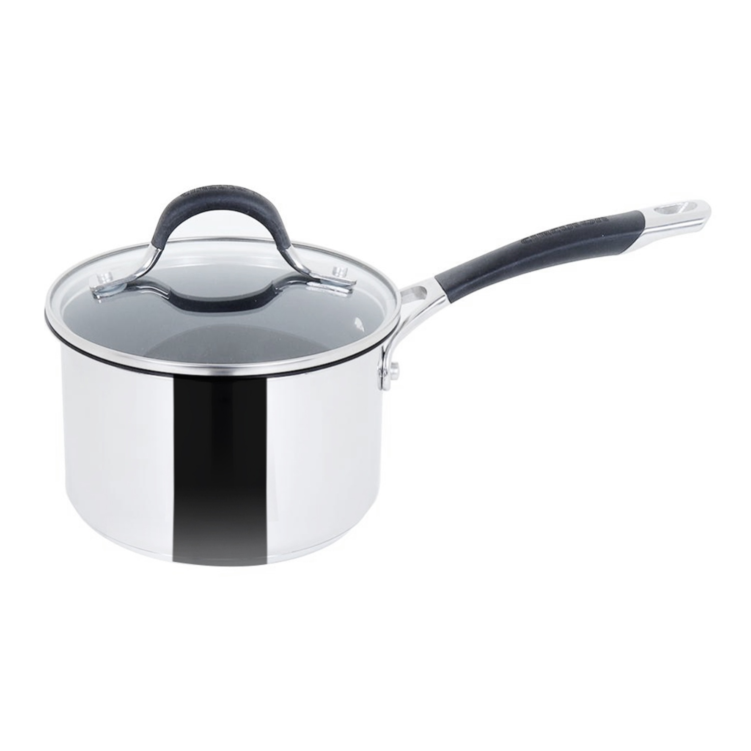 Meyer Stainless steel Sauce Pans in Stainless Steel Colour by meyer