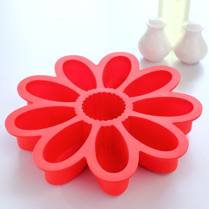 Wonderchef Daisy Silicone Mould by Chef Sanjeev Kapoor