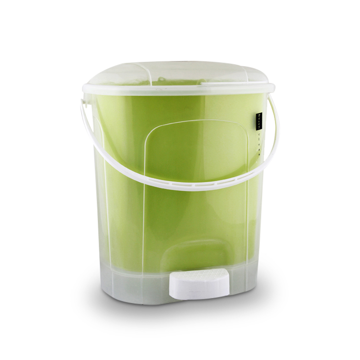 Plastic Dustbins by Living Essence