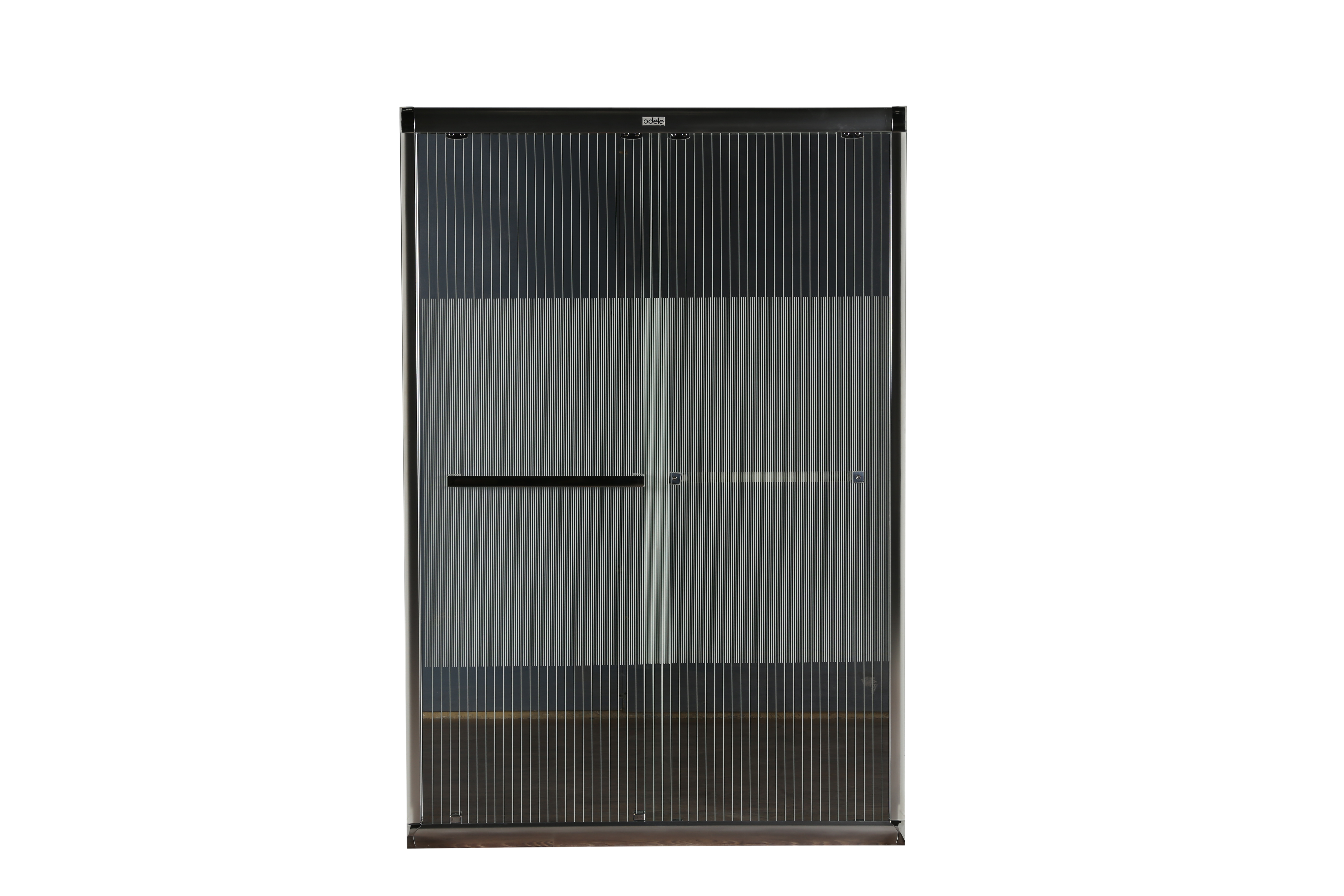 Elegant 4.5ft Shower Room in Clear Glass Colour by HomeTown