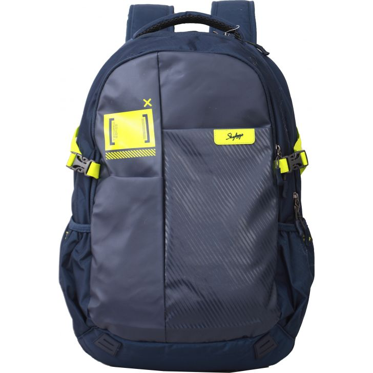 Skybags Xylo 04 Laptop Backpack (Blue)