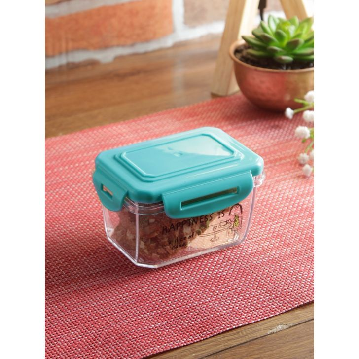 Living Essence Tritan Container in Transparent Colour by Living Essence