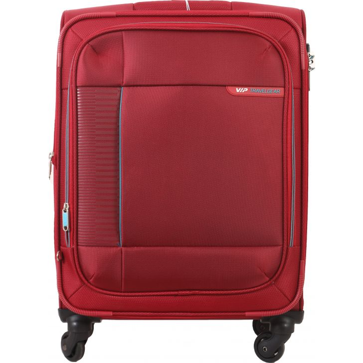 VIP Stratis 4W Exp Soft Trolley 58 cm (Red)