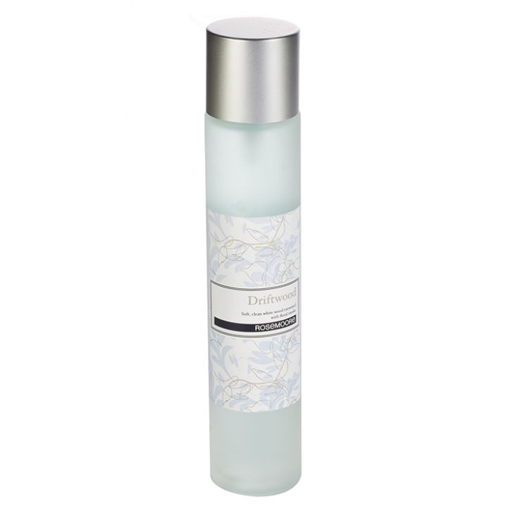 Rosemoore Scented Room Spray Driftwood Driftwood Home Fragrances in White Colour by Rosemoore
