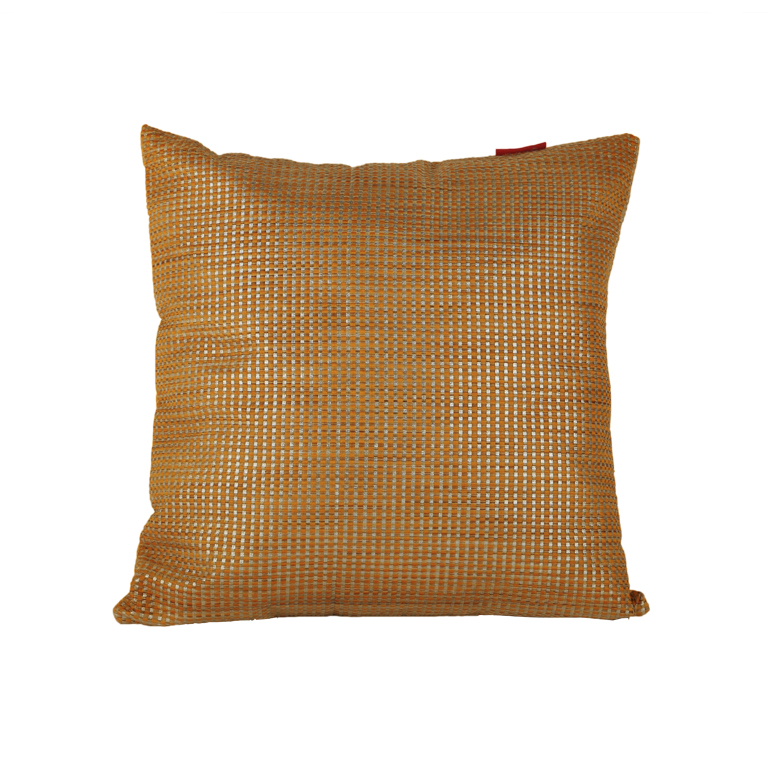 Cushion Cover Ivoire Mango Polyester Cushion Covers by Living Essence