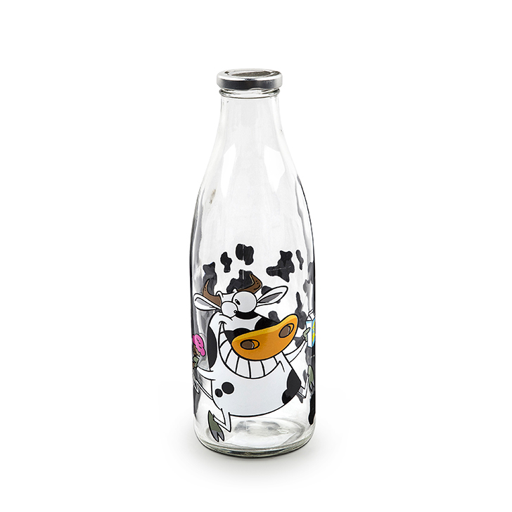 Glass Glass Bottles by Living Essence