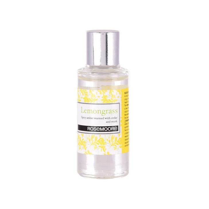 Rosemoore Lemon Grass Scented Oil 15ml in Green Colour by Rosemoore