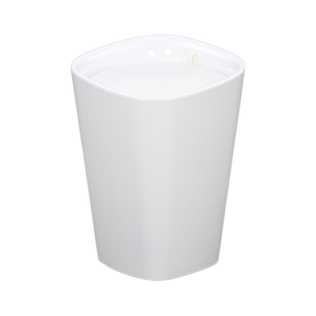 Ludo ABS Stool in White Colour by HomeTown