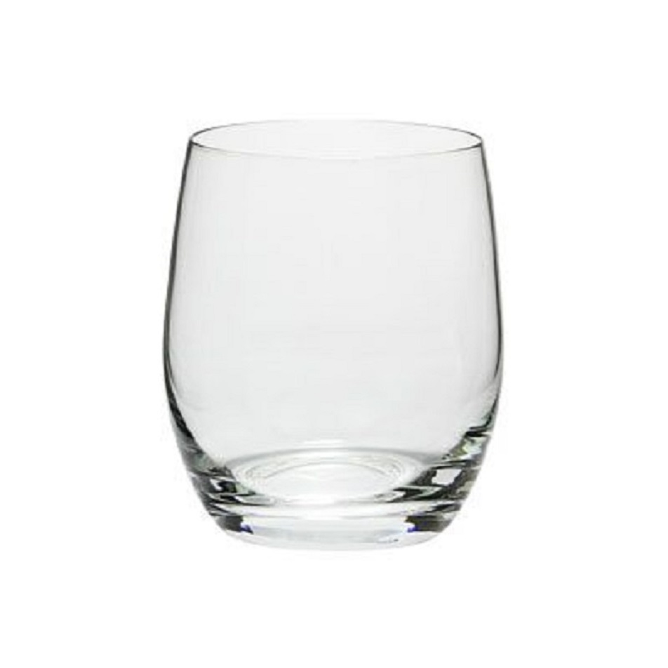 Bohemia Crystal Club Whiskey Glass (300 ml)set of 6 pcs Glasses & Tumblers in Transparent Colour by Bohemia
