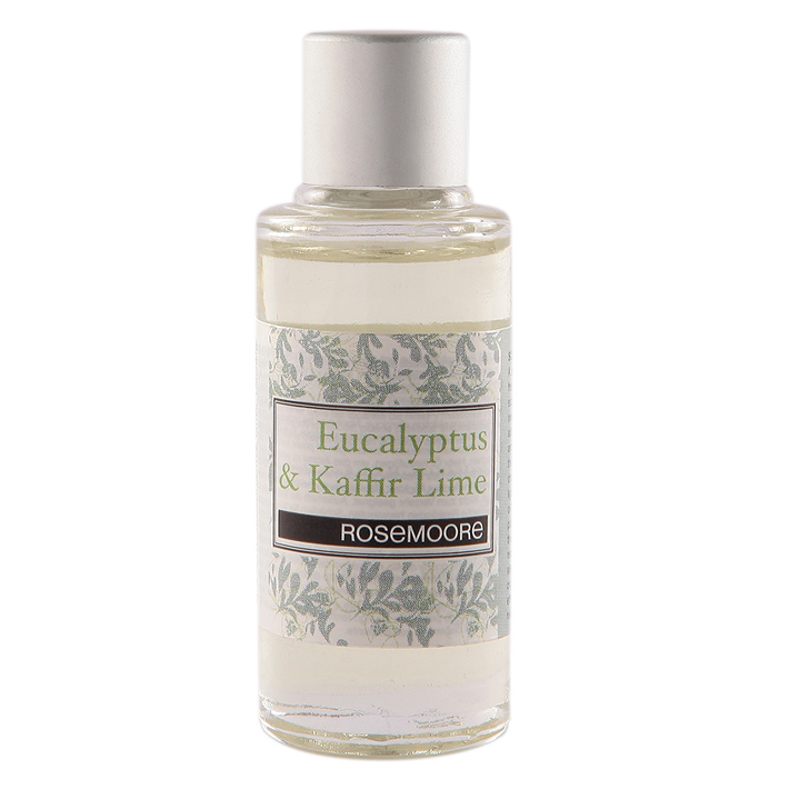 Rosemoore Scented Home Fragrance Oil Eucalyptus & Kaffir Lime Eucalyptus & Kaffir Lime Home Fragrances in Green Colour by Rosemoore