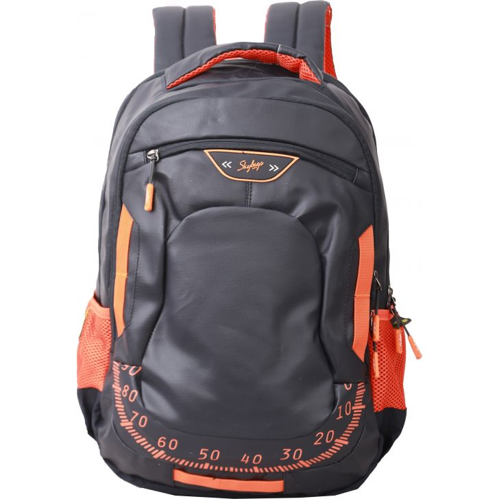 Skybags Skater 03 Laptop Backpack (Black)