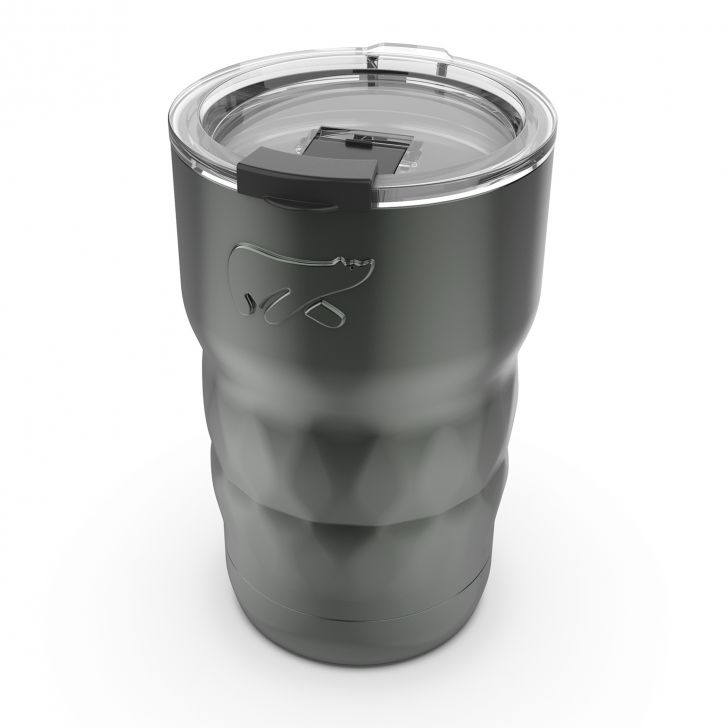 Java Stainless steel Insulated Coffee Mug 360 ml in Grey Colour