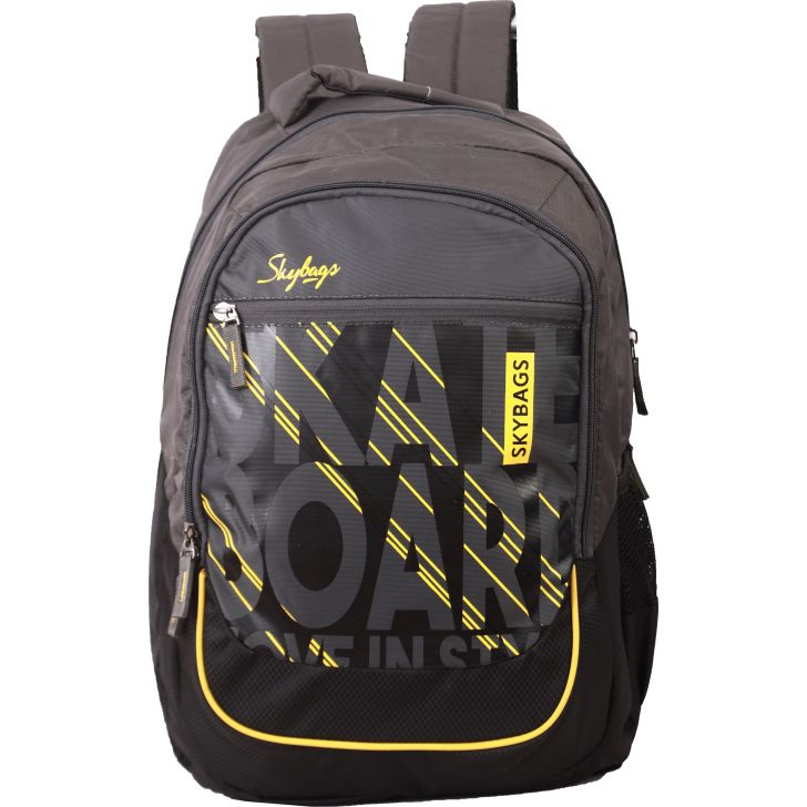 Skybags Arthur Laptop Backpack (Black)