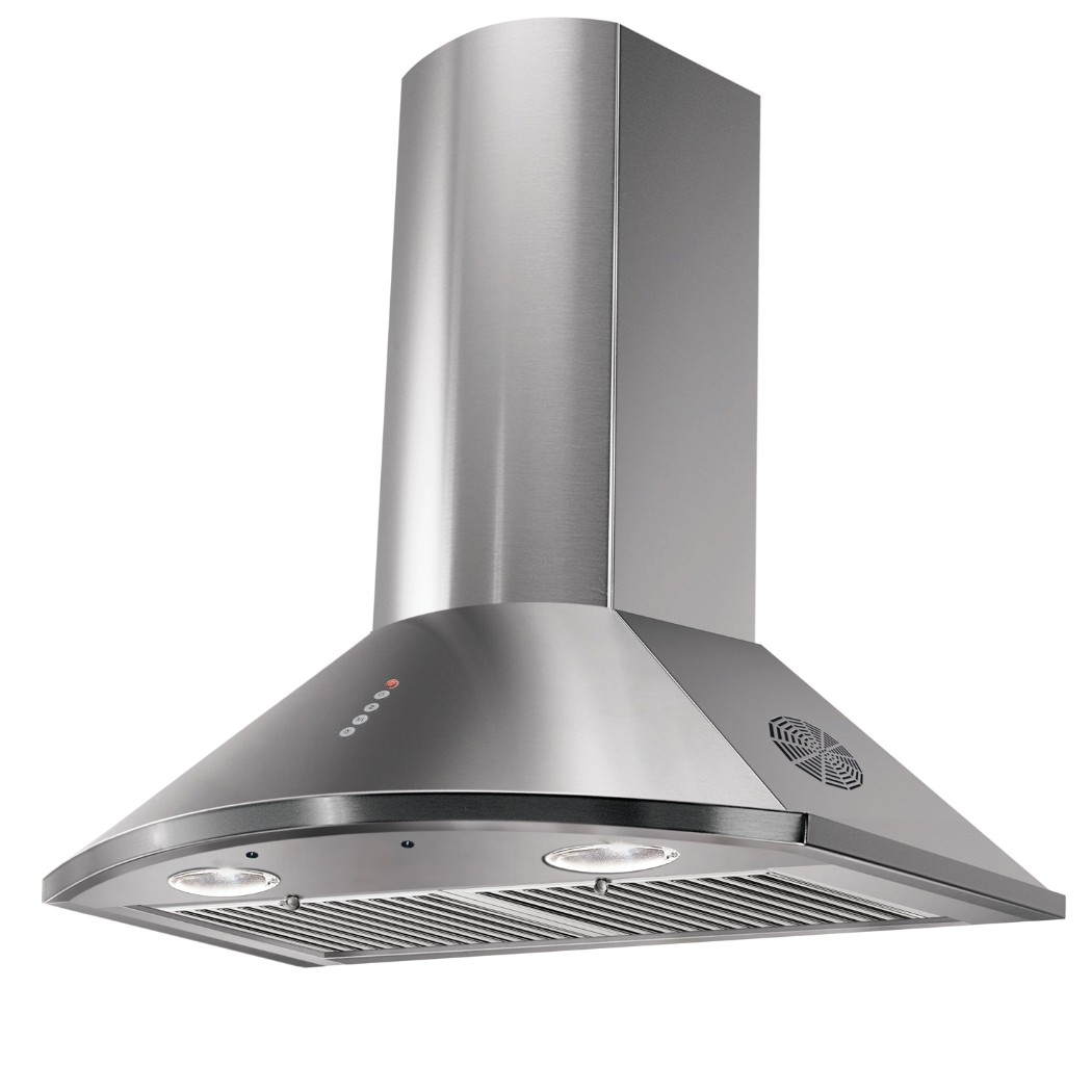Faber Stainless steel Chimney Hood Tender 3D T2S2 LTW 60 by HomeTown