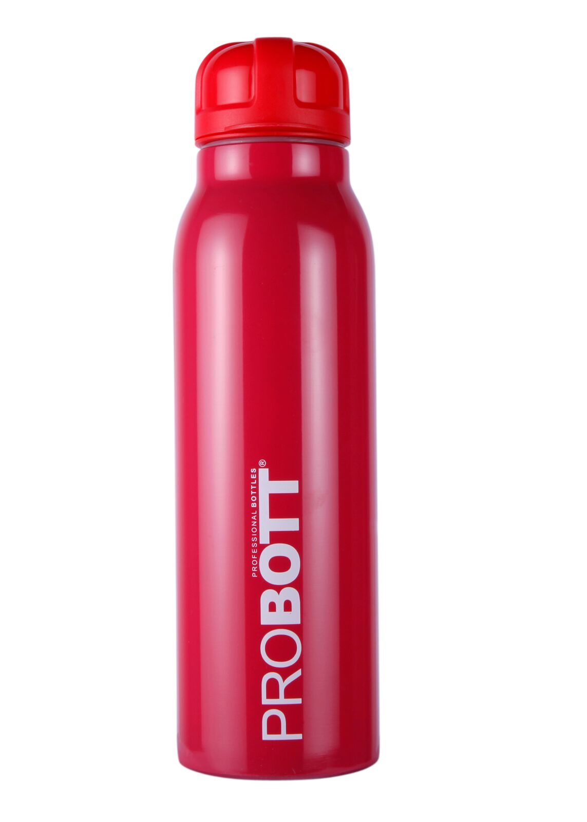 Probott Vacuum Flask Multicolour 600 Ml Stainless steel Thermoware in Pink / Sky Blue / Yellow / Blue Colour by Probott