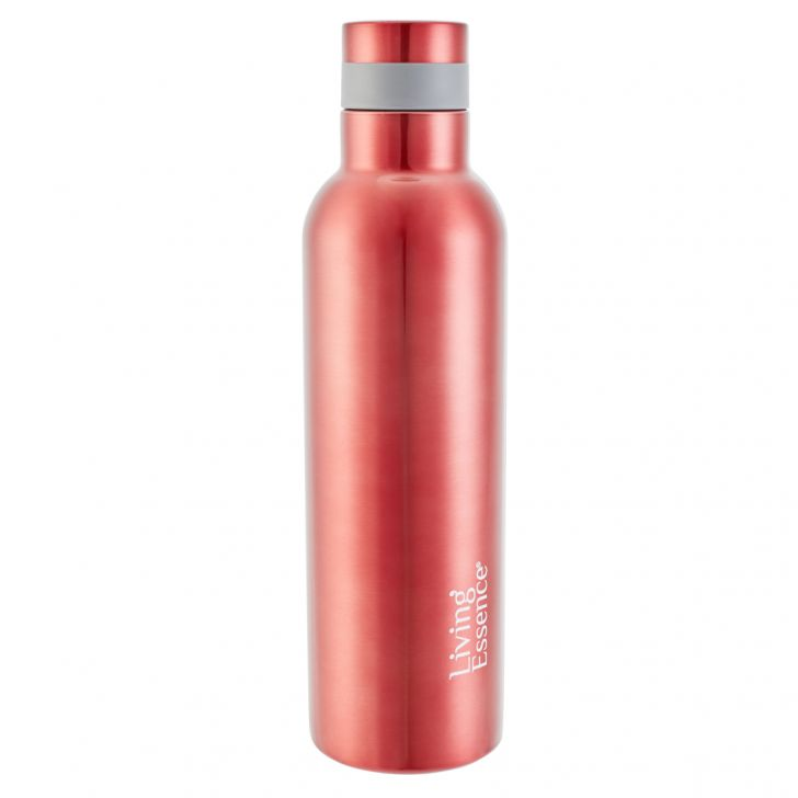 Rejuve Fridge Bottle in Red Colour by Living Essence