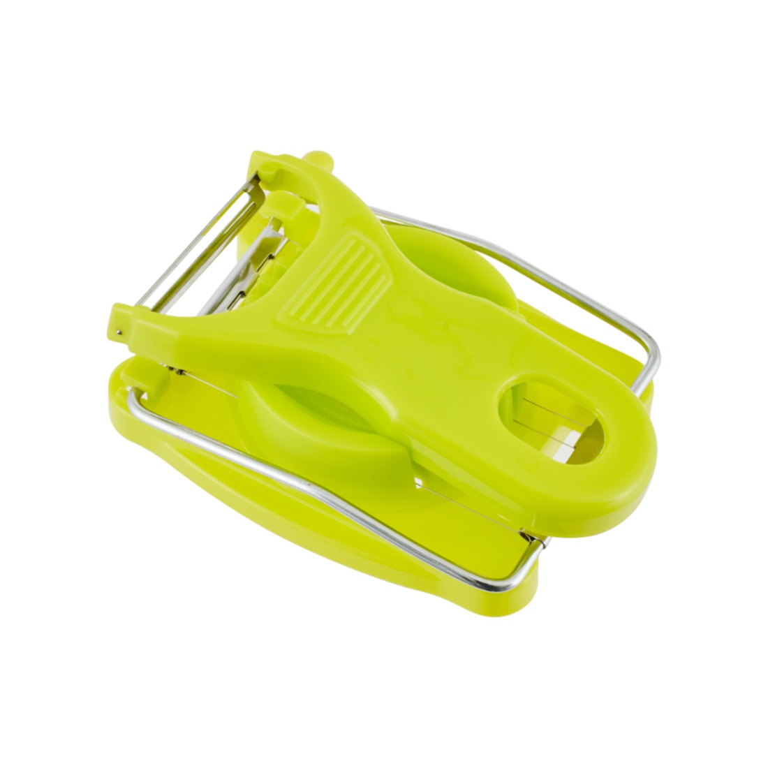 Kitchen Aid Egg Cutter&Peeler Set Stainless steel Kitchen Tools in Green Colour by Living Essence
