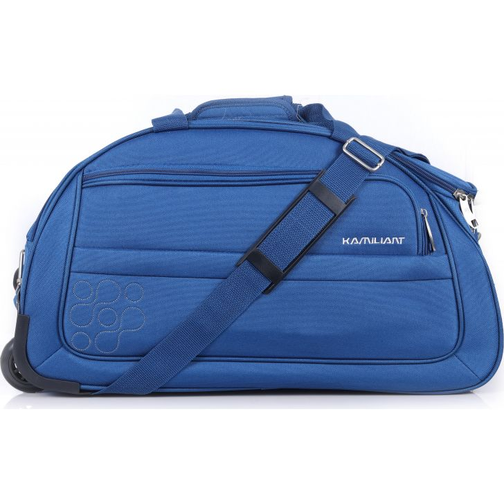 Kamiliant by American Tourister Gaho Wheel on Duffle 62 cm (Teal Blue)