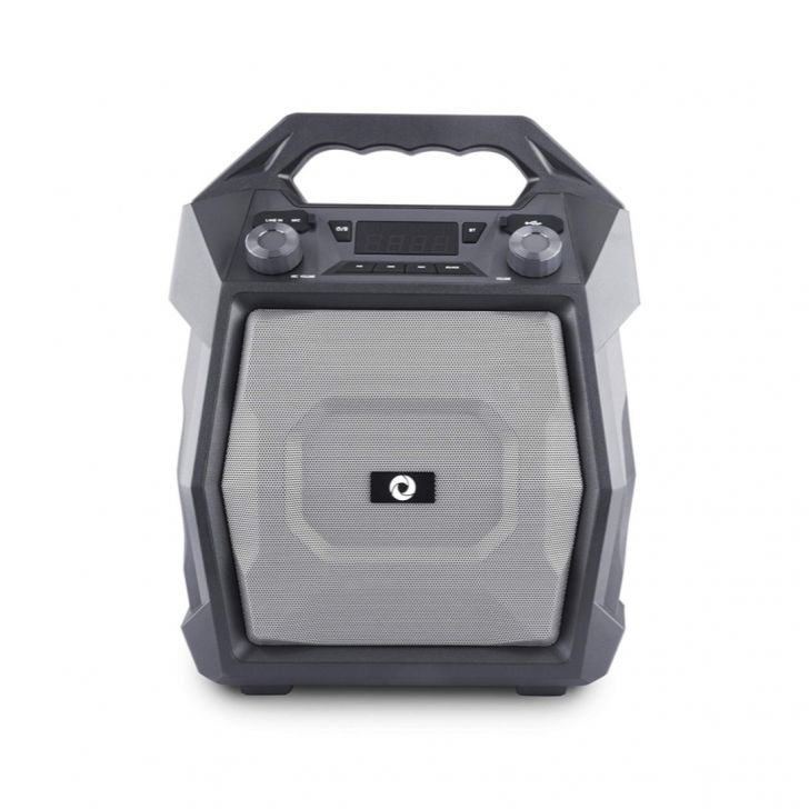 Koryo Portable Party Speaker VX4784 30 W Bluetooth Home Audio Speaker in Black Colour by Koryo
