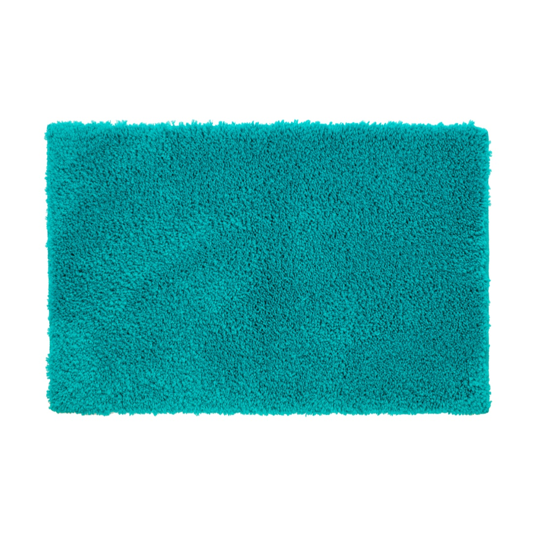 Nora Bath Mat 100% Micro Fiber 2000 Gsm Turquoise Micro Fibre Bath Mats in Turquoise Colour by Living Essence