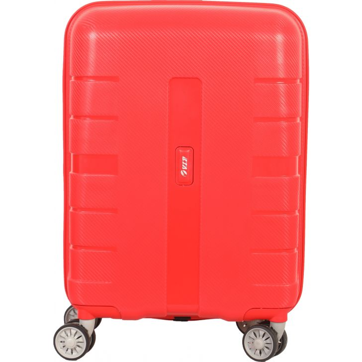 VIP Voyager Hard Trolley 55 cm (Red)