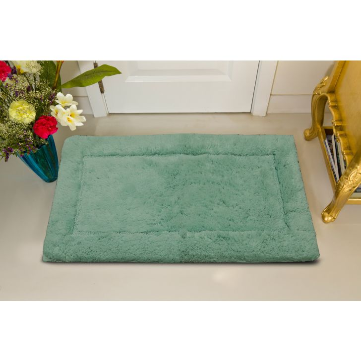 Spaces Bohochic Cotton Towel Sets in Aqua Colour by Spaces