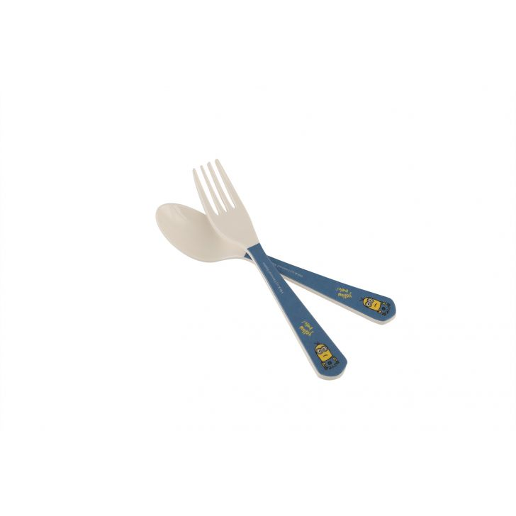 Fork & Spoon Set 2-Minions